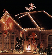 Christmas Decor a franchise opportunity from Franchise Genius