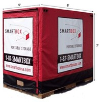 Smartbox Portable Self Storage a franchise opportunity from Franchise Genius