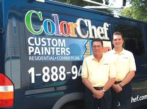 Colorchef a franchise opportunity from Franchise Genius