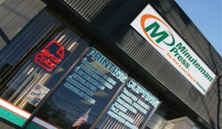 Minuteman Press International a franchise opportunity from Franchise Genius