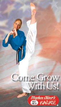 Mile High Karate a franchise opportunity from Franchise Genius