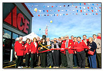 Ace Hardware Corporation a franchise opportunity from Franchise Genius