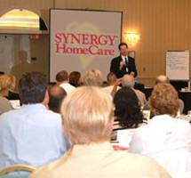 Synergy Homecare a franchise opportunity from Franchise Genius