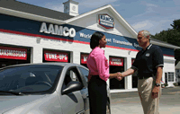 AAMCO Transmissions, Inc. a franchise opportunity from Franchise Genius