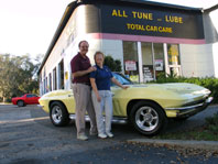 All Tune and Lube a franchise opportunity from Franchise Genius