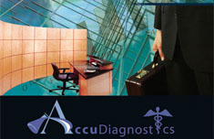 Accudiagnostics a franchise opportunity from Franchise Genius