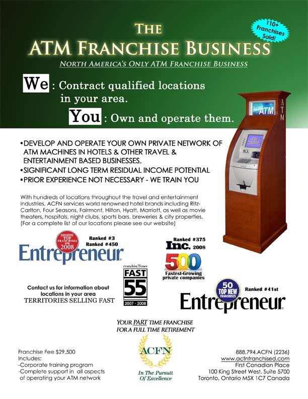 American Consumer Financial Network a franchise opportunity from Franchise Genius