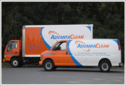AdvantaClean a franchise opportunity from Franchise Genius