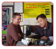 Econo Lube N' Tune & Brakes a franchise opportunity from Franchise Genius