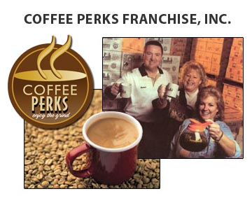 Coffee Perks a franchise opportunity from Franchise Genius