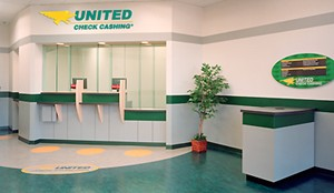 United Check Cashing a franchise opportunity from Franchise Genius