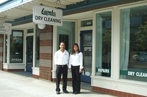 Lapels Dry Cleaning a franchise opportunity from Franchise Genius