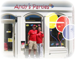 Andy's Parties a franchise opportunity from Franchise Genius