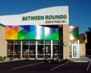 Between Rounds Bakery Sandwich Cafe a franchise opportunity from Franchise Genius