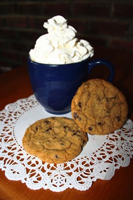 Blue Chip Cookies a franchise opportunity from Franchise Genius