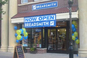 Breadsmith a franchise opportunity from Franchise Genius