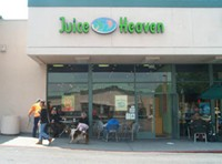 Juice Heaven a franchise opportunity from Franchise Genius