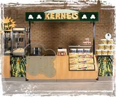 Kernels Popcorn a franchise opportunity from Franchise Genius
