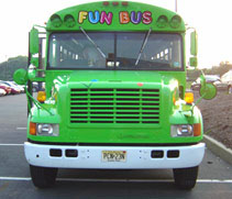 Fun Bus USA a franchise opportunity from Franchise Genius