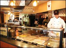 Rotelli Pizza & Pasta a franchise opportunity from Franchise Genius