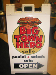 Big Town Hero a franchise opportunity from Franchise Genius