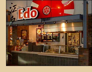 Fast Food Japanese Franchise