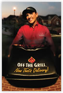 Off the Grill Franchising a franchise opportunity from Franchise Genius