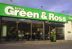 Active Green + Ross a franchise opportunity from Franchise Genius