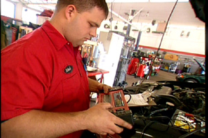 Auto-Lab Diagnostic & Tune-Up Centers a franchise opportunity from Franchise Genius