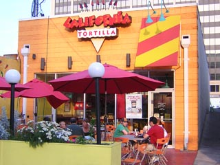 California Tortilla a franchise opportunity from Franchise Genius