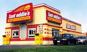 Fast Eddie's a franchise opportunity from Franchise Genius