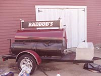 Bad Bob's BBQ a franchise opportunity from Franchise Genius