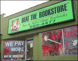 Beat the Bookstore a franchise opportunity from Franchise Genius