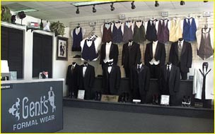 Gents Formal Wear a franchise opportunity from Franchise Genius