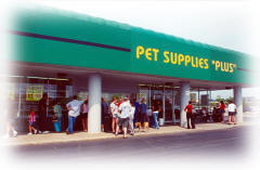 Pet Supplies Plus a franchise opportunity from Franchise Genius