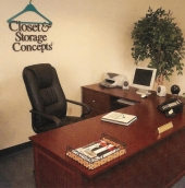 Closet & Storage Concepts a franchise opportunity from Franchise Genius