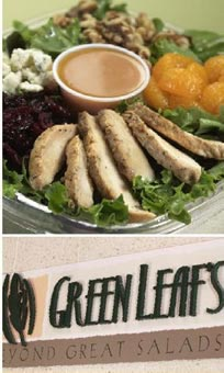 Green Leaf's a franchise opportunity from Franchise Genius