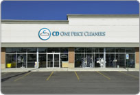 CD One Price Cleaners a franchise opportunity from Franchise Genius