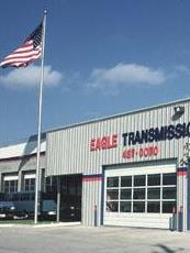 Eagle Transmission a franchise opportunity from Franchise Genius