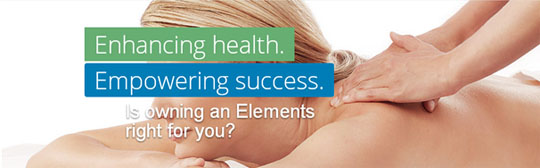 Elements Therapeutic Massage a franchise opportunity from Franchise Genius