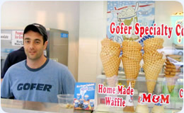 Gofer Ice Cream a franchise opportunity from Franchise Genius