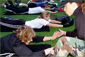 Extreme Boot Camp a franchise opportunity from Franchise Genius
