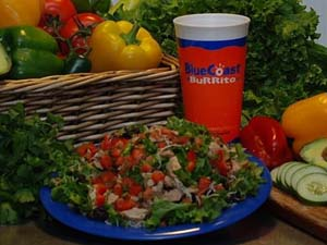 Blue Coast Burrito a franchise opportunity from Franchise Genius