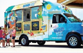 Kona Ice a franchise opportunity from Franchise Genius