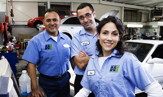 Honest-1 Auto Care a franchise opportunity from Franchise Genius