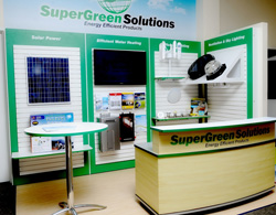 SuperGreen Solutions a franchise opportunity from Franchise Genius