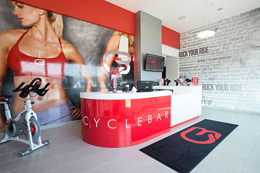 CycleBar a franchise opportunity from Franchise Genius