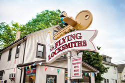 The Flying Locksmiths a franchise opportunity from Franchise Genius