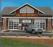 Oil Can Henry's Quick Lube a franchise opportunity from Franchise Genius