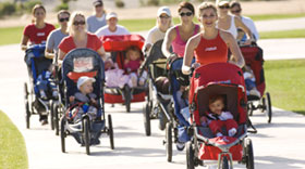 Stroller Strides a franchise opportunity from Franchise Genius